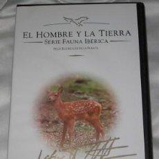 Series de TV: EL HOMBRE Y LA TIERRA, SERIE FAUNA IBÉRICA, EL CERVATILLO. Lote 25992131