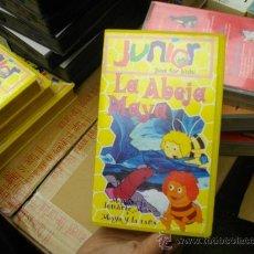 Series de TV: ABEJA MAYA / PACK 4 PELIS VHS. Lote 27790279