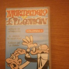 Series de TV: MORTADELO Y FILEMON - VOLUMEN 1 . Lote 29146604