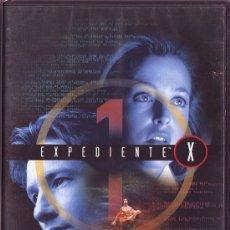 Series de TV: UXD EXPEDIENTE X DVD SERIE TV 1ª TEMPORADA EPISODIOS 3, 4 Y 5 EXTRATERRESTRES SOBRENATURAL FICCIÓN. Lote 31024129