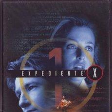 Series de TV: UXD EXPEDIENTE X DVD SERIE TV 1ª TEMPORADA EPISODIOS 6 , 7 Y 8 EXTRATERRESTRES SOBRENATURAL FICCIÓN. Lote 172418583