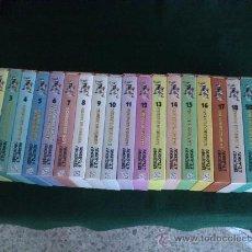 Series de TV: 22 VHS DE MORTADELO Y FILEMON, COLECCION COMPLETA.. Lote 32215984