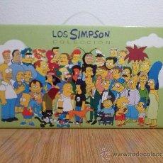 Series de TV: LOS SIMPSON - VHS - 28 EPISODIOS EN 14 CINTAS. Lote 35819381