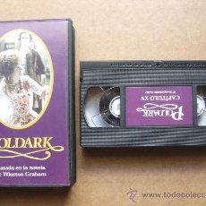 Series de TV: PELICULA DE VIDEO VHS DE LA SERIE DE TELEVISION POLDARK CAPITULO 15 - WINSTON GRAHAM. Lote 36910226