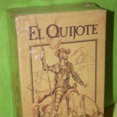 Series de TV: EL QUIJOTE: PRODUCCION DE RTVE COMPLETA EN DOS CINTAS VHS.(PRECINTADAS). Lote 37608778