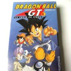 Series de TV: DRAGON BALL GT EPISODIOS 1 Y 2 HOBBY CONSOLAS (PRECINTADA). Lote 41326814
