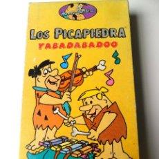 Series de TV: LOS PICAPIEDRA . YABADABADOO (LA VANGUARDIA). Lote 41327236