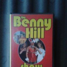 Series de TV: CINTA VHS SERIE TV TELEVISIÓN BENNY HILL HUMORISTA INGLÉS. Lote 41550146