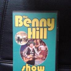 Series de TV: CINTA VHS SERIE TV TELEVISIÓN BENNY HILL HUMORISTA INGLÉS. Lote 41714807
