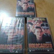 Series de TV: SERIE DE TV HOLOCAUSTO - VHS - GANADORA DE 8 EMMYS - MERYL STREEP - JAMES WOODS. Lote 43675564