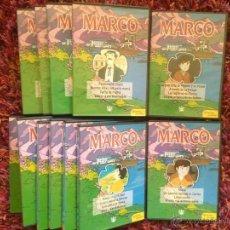 Series de TV: SERIE EN DVD MARCO DE LOS APENINOS A LOS ANDES COMPLETA. Lote 44061886