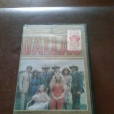 Cine: VHS - DALLAS - 4ª TEMPORADA - EPISODIO 1º DOBLE 110 MINUTOS . Lote 45502233
