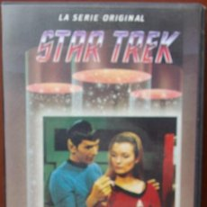 Series de TV: STAR TREK -VHS CON EPISODIOS DE STAR TREK. Lote 45735528