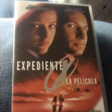 Cine: EXPEDIENTE X LA PELICULA VHS. Lote 45872716