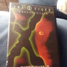 Cine: EXPEDIENTE X VHS TOOMS THE X FILES. Lote 45872729