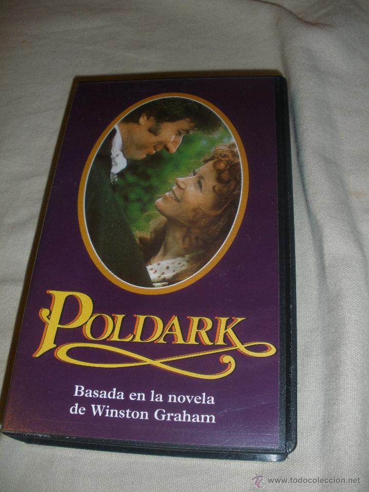 CAPETULO Nº1. POLDARK.-VHS-BASADA EN LANOVELA DE WINSTON GRAHAM. (Series TV en VHS )