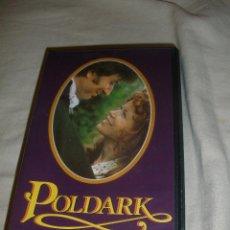Series de TV: CAPETULO Nº1. POLDARK.-VHS-BASADA EN LANOVELA DE WINSTON GRAHAM.. Lote 45885692
