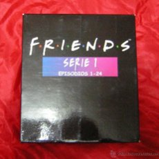 Series de TV: FRIENDS - SERIE DE TV - FORMATO VHS. Lote 47294623