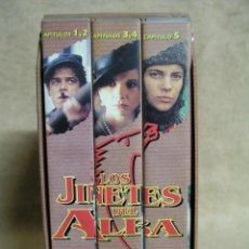 Series de TV: SERIE ESPAÑOLA LOS GINETES DEL ALBA. Lote 47868338