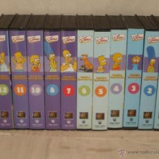 Series de TV: LOS SIMPSON 1ª Y 2ª TEMPORADA.. Lote 120955599