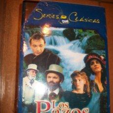 Series de TV: VHS - LOS PAZOS DE ULLOA - LOTE 2 VHS - SERIES CLASICAS TVE - PRECINTADO. Lote 48971163