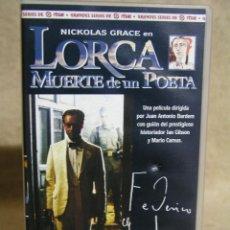 Series de TV: LORCA MUERTE DE UN POETA. Lote 49253190