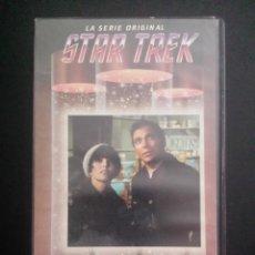 Series de TV: STAR TREK SERIE ORIGINAL TV VHS. Lote 49970915