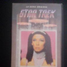 Series de TV: STAR TREK SERIE ORIGINAL TV VHS. Lote 49970968