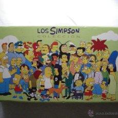 Series de TV: LOS SIMPSON (ESPECIAL COLECCIÓN) - LOS MEJORES 28 EPISODIOS EN 14 CINTAS VHS + CAJA ORIGINAL. Lote 50173547