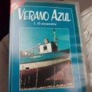 Series de TV: VHS VERANO AZUL PORTADA CON LOS PROTAGONISTAS DE LA SERIE . Lote 50408823