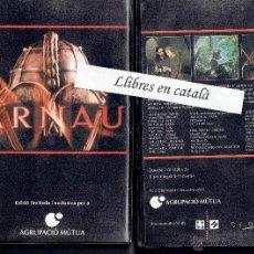 Series de TV: ARNAU. VHS. AGRUPACIÓ MÚTUA. TV3 1994.PERE ARQUILLUÉ. XESC BARCELÓ.. Lote 50956738