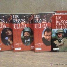 Series de TV: VHS LOS PAZOS DE ULLOA. Lote 52283708