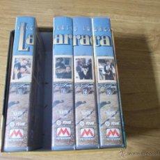 Series de TV: LA BARRACA VHS. Lote 52419051