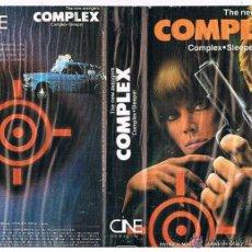 Series de TV: THE NEW AVENGERS COMPLEX - PATRICK MACNEE 'LOS NUEVOS VENGADORES' VHS. Lote 53258050