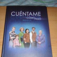 Series de TV: TOMO PRIMERO DE LA SERIE CUENTAME COMO PASO EN DVD. Lote 54354456