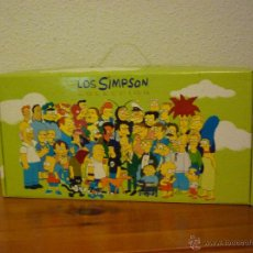 Series de TV: SIMPSON 14 VHS (28 EPISODIOS) . Lote 54761259