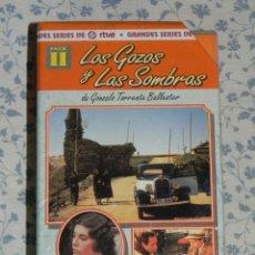 Series de TV: VENDO SERIE EN VHS PACK 2, VOLUMEN 4 - 5 Y 6 LOS GOZOS Y LAS SOMBRAS.. Lote 56053670
