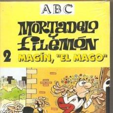 Series de TV: MORTADELO Y FILEMÓN. MAGÍN, EL MAGO. VHS. (PRECINTADO). Lote 57233223