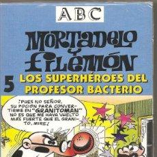 Series de TV: MORTADELO Y FILEMÓN. LOS SUPERHÉROES DEL PROFESOR BACTERIO. VHS. (PRECINTADO). Lote 57233432