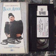 Series de TV: BLACK ADDER VOL.3 - MARTIN SHARDLOW - ROWAN ATKINSON - POLYGRAM 1998. Lote 58339049