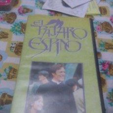 Series de TV: EL PAJARO ESPINO. 1. . Lote 61796180