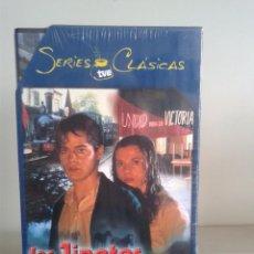 Series de TV: VHS -- LOS JINETES DEL ALBA -- SERIES CLASICAS TVE -- COMPLETA -- NUEVO Y PRECINTADO --. Lote 62913460