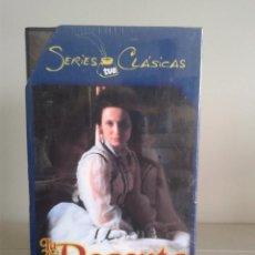 Series de TV: VHS -- LA REGENTA -- SERIES CLASICAS TVE -- COMPLETA -- NUEVA Y PRECINTADA --. Lote 62913868