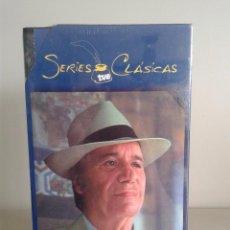 Series de TV: VHS -- JUNCAL -- SERIES CLASICAS TVE -- COMPLETA -- NUEVA Y PRECINTADA --. Lote 62947188