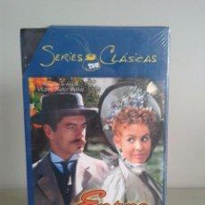 Series de TV: VHS -- ENTRE NARANJOS -- SERIES CLASICAS TVE -- COMPLETA - NUEVA Y PRECINTADA --. Lote 62947492