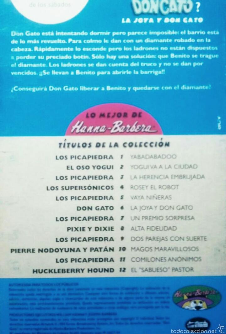 Series de TV: COLECCIÓN HANNA BARBERA - Foto 3 - 63596336