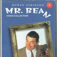 Series de TV: MR. BEAN 1. MR. BEAN. LA BIBLIOTECA. Lote 64155991