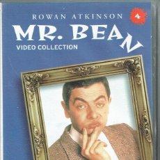 Series de TV: MR. BEAN 4. LA MALDICIÓN DE MR. BEAN. Lote 64156099