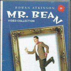 Series de TV: MR. BEAN 9. VIGILE AL NIÑO, MR. BEAN. Lote 64156219