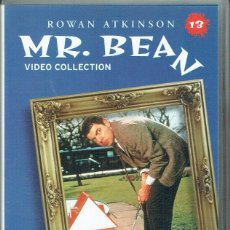 Series de TV: MR. BEAN 13. MR. BEAN DA EL GOLPE. Lote 64156379